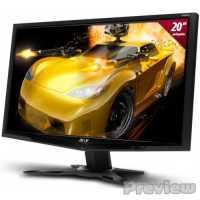 """Монитор 20"""" Acer G205HVBB Black"""