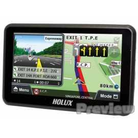 Навигатор - HOLUX GPSmile 62E car navigator
